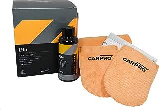 Carpro Cquartz Lite 150ml Kit - Car Ceramic Coating Technology or Topcoat, Apply to Any Surface