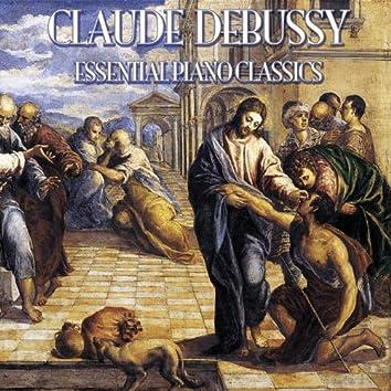 Claude Debussy - Essential Piano Classics