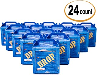 Game Party Military Supply Loot Drop Box Party Favors - 24-Pack. Great as Battle Royale Decoration and Gift Bags, Gaming-Themed Birthday Activities and Party Supplies