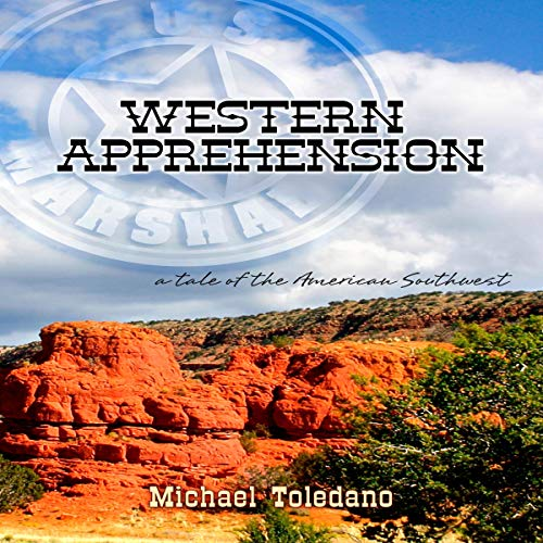 Western Apprehension audiobook cover art