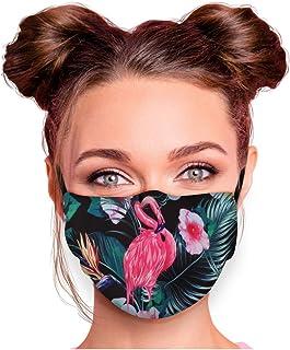 Dagelijks masker stofmasker motief mond- neusbescherming verstelbare oorbeugel wasbaar heren dames verschillende designs (...