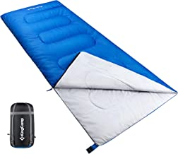 کیسه خواب کمپینگ KingCamp Lightweight 3 Season Camping، Size دو و یک نفره ، 6 رنگ