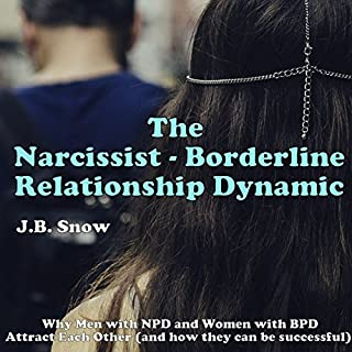 The Narcissist Borderline Relationship Dynamic: Why Men with NPD and Women with BPD Attract Each Other  cover art