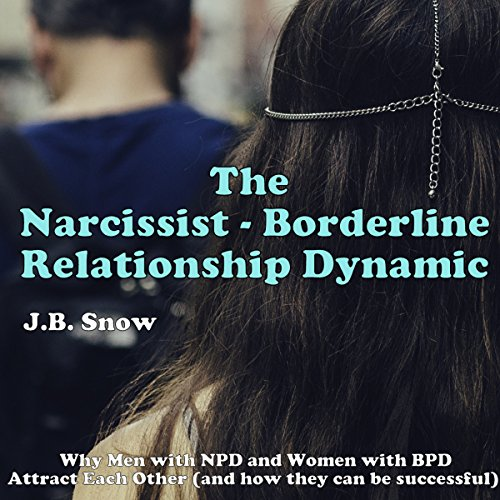 The Narcissist Borderline Relationship Dynamic: Why Men with NPD and Women with BPD Attract Each Other audiobook cover art