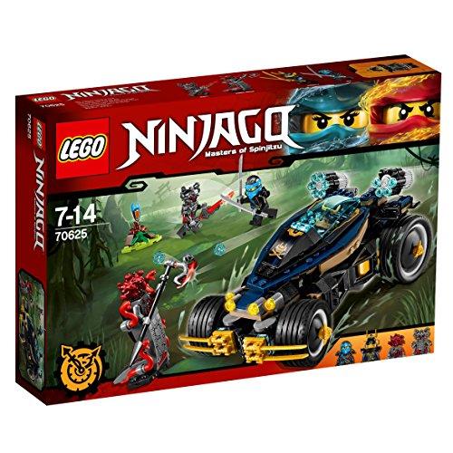 LEGO Ninjago 70625 - Samurai Turbomobil