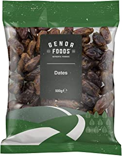 Genoa Foods Dates, 500 g, No Flavor Available