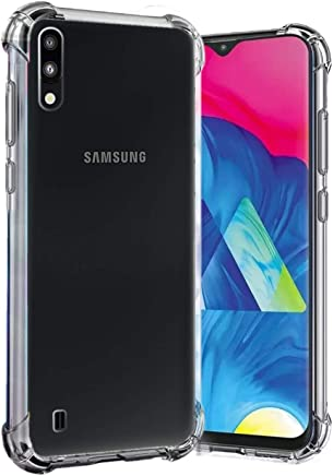CELLBELL® AntiShock Back Cover for Samsung Galaxy M10