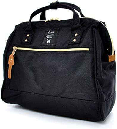 Anello AT-H0852-BK Boston Backpack, Large, Black