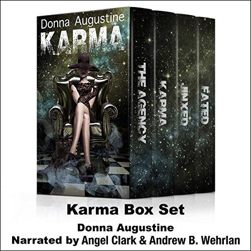 Karma Box Set audiobook cover art