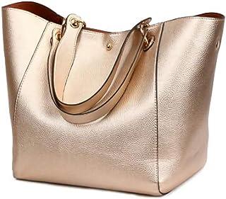Vintage Handbags Women Top-handle Bags Shining Design Female Large Capacity Shoulder Bags Ladies Messenger Bag,G,S