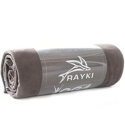 Rayki Non Slip Yoga Towel Mat,Absorbent and Lig...