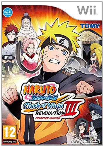 Naruto Clash of Ninja 3 Revolution