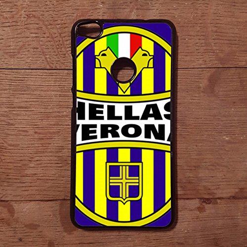 Lovelytiles Hellas Verona Cover Calcio Serie A Huawei Smartphone (P10 Lite)