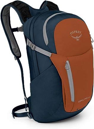 Osprey 中性 日光+ Daylite plus 20 双肩日用运动背包多色可选户外背包附属包电脑包带13寸电脑仓户外日常两用包户外耐用徒步登山包 20升 三年质保终身维修 (两种LOGO随机发)