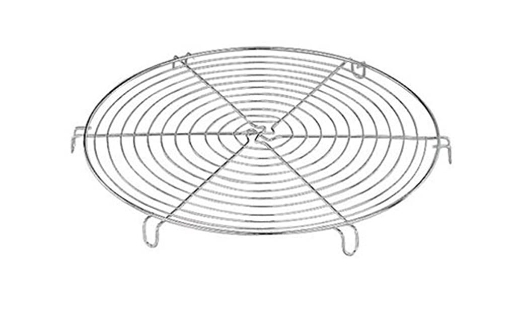 Paderno World Cuisine 47098-18 cooling rack, 7.25in, Silver