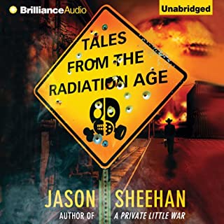 Tales from the Radiation Age audiobook cover art