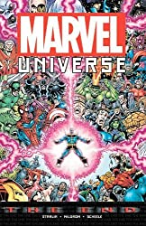 Thanos Ends the Marvel Universe. Marvel: The End #1-6