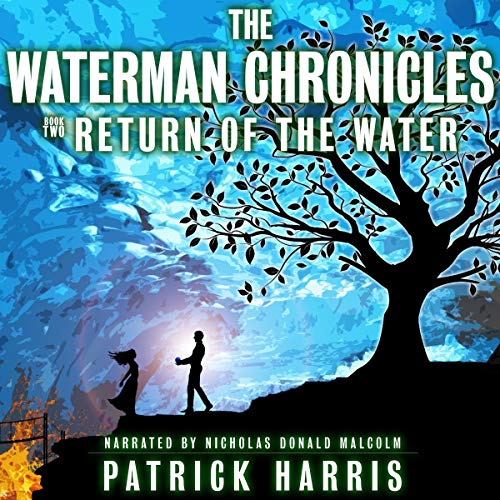 Return of the Water Audiobook By Patrick Harris cover art