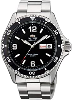 Orient Unisex-Adult Automatic Watch, Analog Display and Stainless Steel Strap FAA02001B3