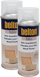 Kwasny 2X 323 503 Belton Basic Holz-Grundierung farblos 400ml