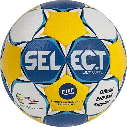 Select Ultimate EC Women, 2, blau gelb weiß, 3511854638