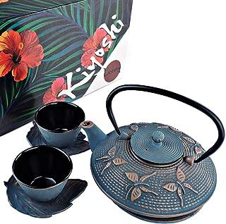 KIYOSHI Luxury 7PC Japanese Tea Set.