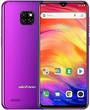GSM 3G Unlocked Cell Phones Ulefone Note 7(2020), Android 9.0 Unlocked Phones,Triple Card Slots, Face Unlock 6.1'' 1GB+16GB 8MP Three Camera, 3500Mah Unlocked Smartphone GPS WiFi,No 4G, No Verizon