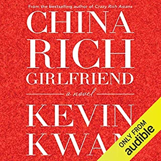 China Rich Girlfriend cover art