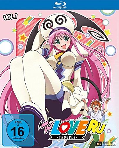 To Love Ru: Trouble - Staffel 1 - Vol.1 - [Blu-ray]