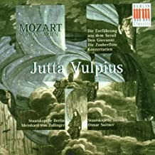 Mozart: Soprano Arias