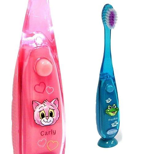 CMP vibrantes Cepillo de dientes para niños, para cuidado dental, 15cm