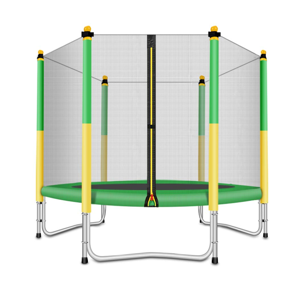 Fashionsport OUTFITTERS Trampoline Enclosure Kids Yellow