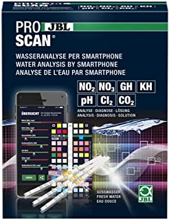 JBL ProScan Water Analysis by Smartphone-The New Generation