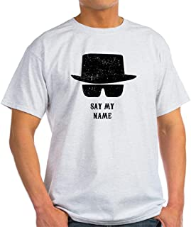 Say My Name T-Shirt 100% Cotton T-Shirt, White