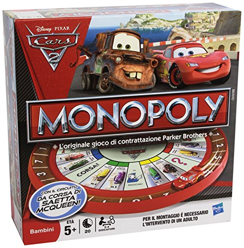 Monopoly Cars 2             TV