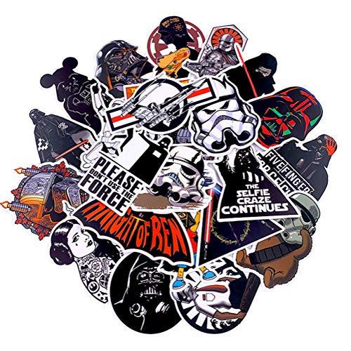 50 soorten creatieve stickers op laptop bagage skateboard laptop mobiele telefoon stijl Thuis speelgoed Stickers fiets motorhelm