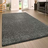 alfombra gris salon 140x100