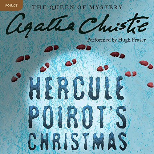 Hercule Poirot's Christmas  audiobook cover art