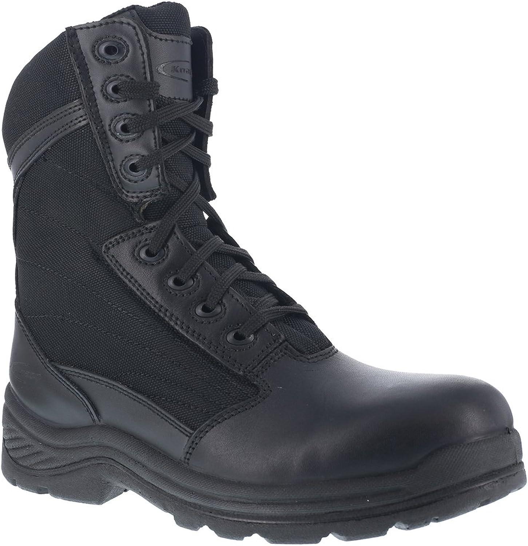 Knapp K8865 Men's Boot Black 7 M US