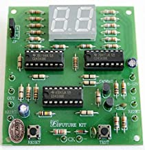 Best two digit counter circuit Reviews