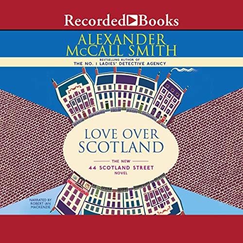 Love Over Scotland audiobook cover art
