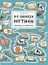 De Griekse mythen: Verhalen en labyrinten (Dutch Edition)