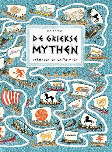 De Griekse mythen: Verhalen en labyrinten