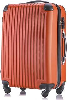 33a98e1f7f Amazon.co.jp: レッド - スーツケース / スーツケース・トラベルバッグ ...