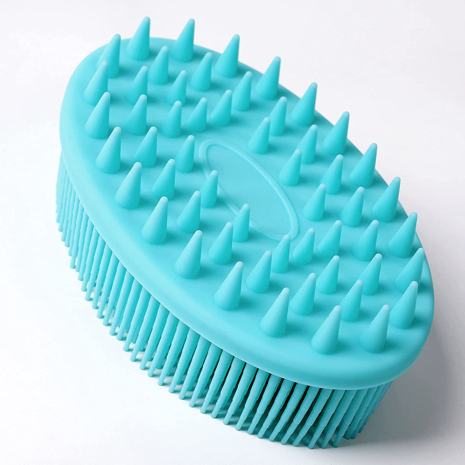 Silicone San Jose Mall Body Scrubber Bath Brush for Shower in Upgra Manufacturer regenerated product Use