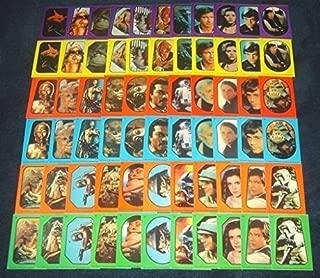 1977 star wars sticker cards