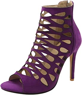 RAZAMAZA Women Peep Toe Sandals