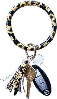 بند دستبند توتون دور بزرگ O O حلقه حلقه ای زنجیره ای دستبند بزرگ شده دستبند دستگیره دستگیره Keychain مخصوص دختران