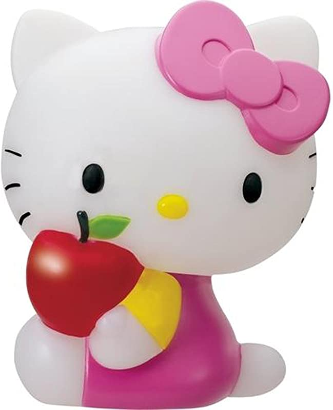 Hello Kitty LED Mood Lamp With 7 Light Colours