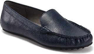حذاء بدون كعب سهل الارتداء للنساء من Aerosoles, كحلي بولي يوريثان, 37 EU Wide